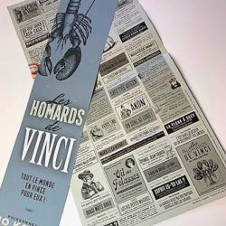 Affiche - Papier Offset - Effet Vintage