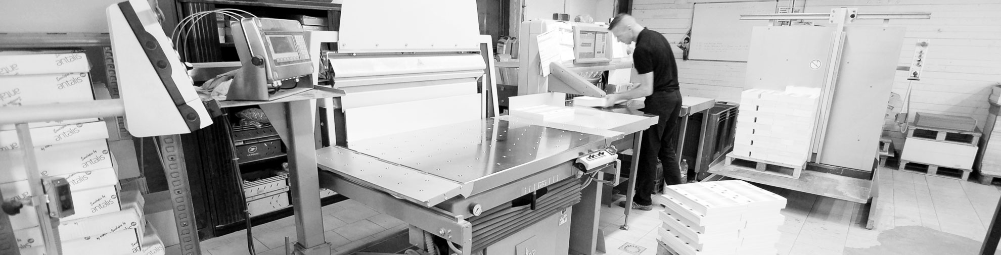 Imprimerie SODAL - Massicot